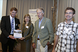 Verleihung des Swiss Mountain Water Award